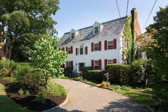 55 Huntington Rd, Newton, MA 02458 (MLS #72716377) :: Zack Harwood Real Estate | Berkshire Hathaway HomeServices Warren Residential