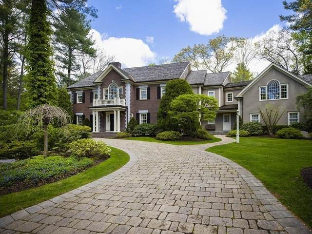 108 Dover Rd/2 Buckingham Terr, Wellesley, MA 02482 (MLS #72716530) :: Parrott Realty Group