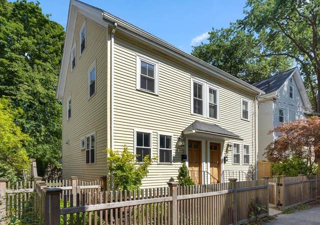 2 Reed Street Ct #2, Cambridge, MA 02140 (MLS #72723488) :: Anytime Realty