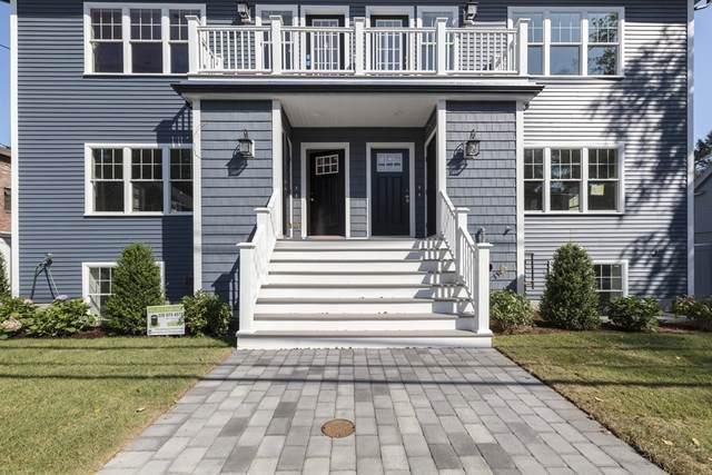152 Willow Street #3, Waltham, MA 02453 (MLS #72723852) :: Westcott Properties