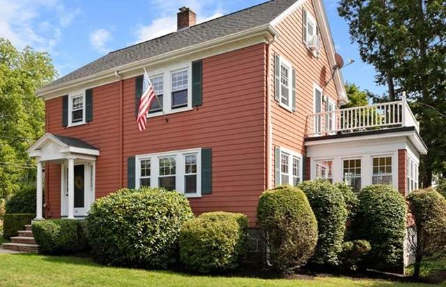 45 Centre St, Milton, MA 02186 (MLS #72723894) :: The Duffy Home Selling Team