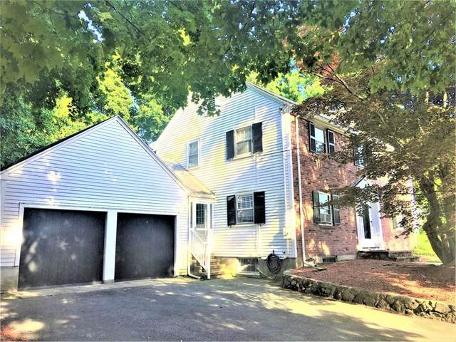 94 Grove St, Winchester, MA 01890 (MLS #72725275) :: Kinlin Grover Real Estate
