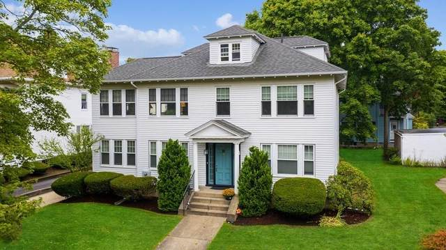 527 Commonwealth Ave #2, Newton, MA 02459 (MLS #72726652) :: Exit Realty