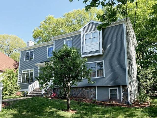 32 Sycamore Rd, Newton, MA 02459 (MLS #72726920) :: Exit Realty