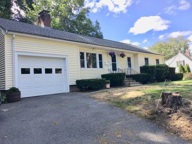 54 Lincoln Street, Waltham, MA 02451 (MLS #72727403) :: Boylston Realty Group