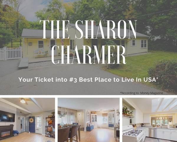 86 Glendale Rd, Sharon, MA 02067 (MLS #72727675) :: Kinlin Grover Real Estate