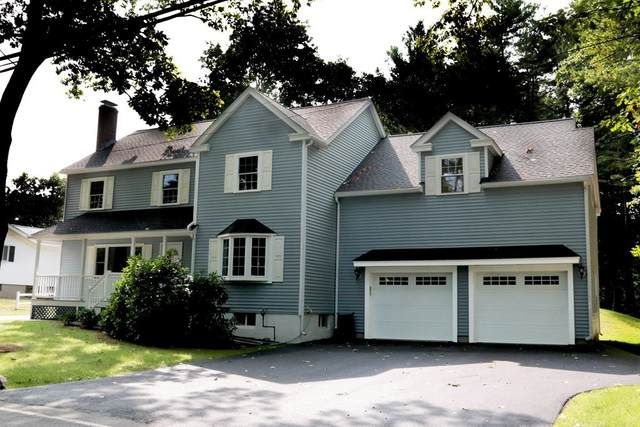 414 Park Street West, North Reading, MA 01864 (MLS #72728354) :: EXIT Cape Realty
