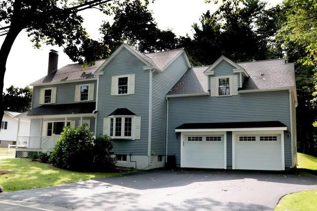 414 Park Street West, North Reading, MA 01864 (MLS #72728354) :: Maloney Properties Real Estate Brokerage