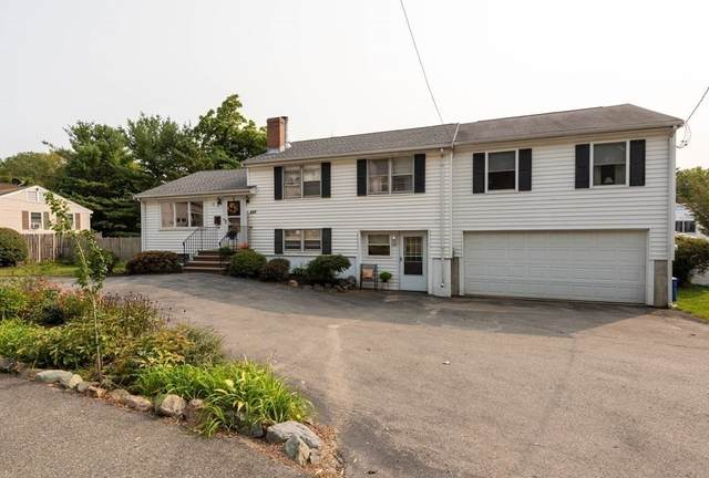 488 Lowell St, Peabody, MA 01960 (MLS #72728361) :: Zack Harwood Real Estate   Berkshire Hathaway HomeServices Warren Residential