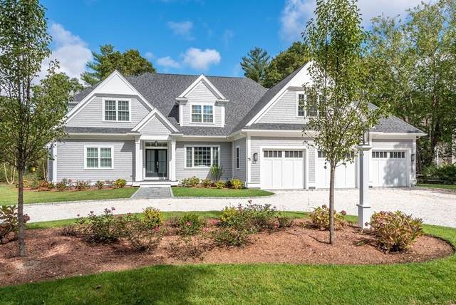 75 The Heights, Mashpee, MA 02649 (MLS #72729500) :: Maloney Properties Real Estate Brokerage