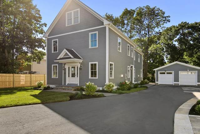 33 Linden Street #33, Needham, MA 02492 (MLS #72732387) :: The Gillach Group