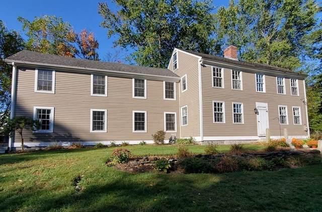 655 Central Tpke, Sutton, MA 01590 (MLS #72733385) :: Cosmopolitan Real Estate Inc.