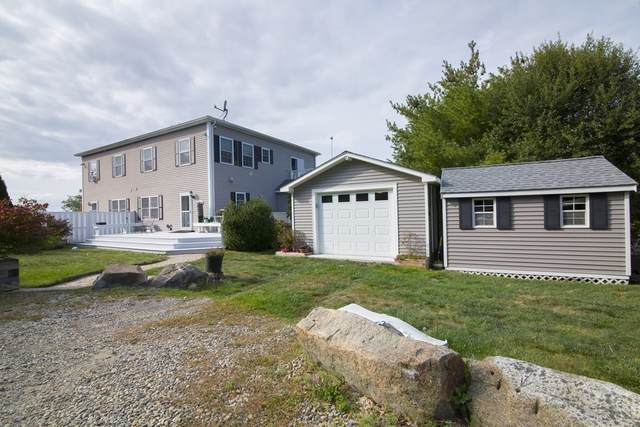 25 Uncas Road A, Gloucester, MA 01930 (MLS #72733960) :: DNA Realty Group