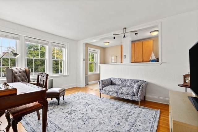 90 Kilsyth Rd #41, Boston, MA 02135 (MLS #72734977) :: Westcott Properties
