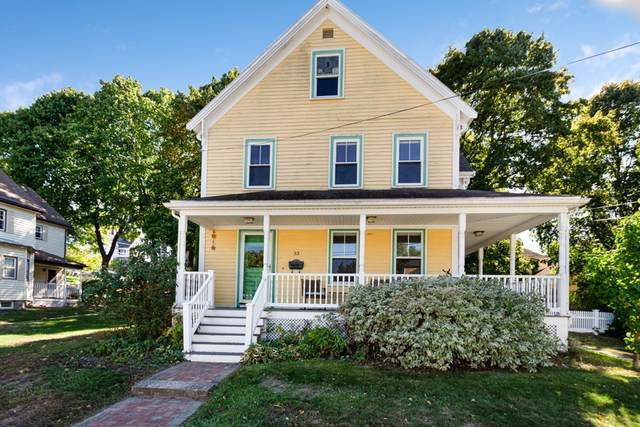 33 Eaton Ave, Woburn, MA 01801 (MLS #72740181) :: RE/MAX Unlimited