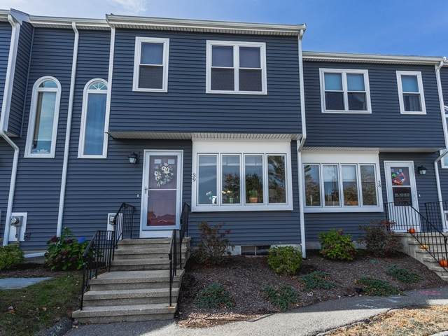 39 Welch Rd. #39, Easton, MA 02375 (MLS #72740277) :: EXIT Cape Realty