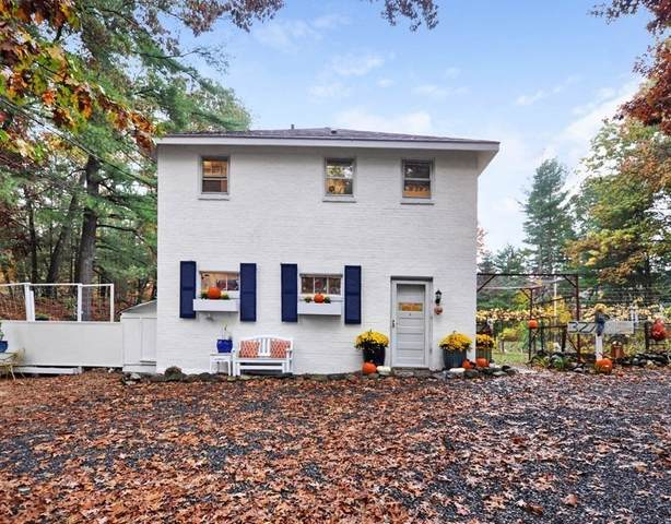 327 Laws Brook Rd #1, Concord, MA 01742 (MLS #72740467) :: Kinlin Grover Real Estate