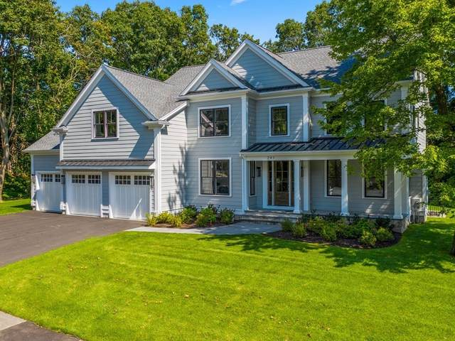 241 Lowell Road, Wellesley, MA 02481 (MLS #72740505) :: Maloney Properties Real Estate Brokerage
