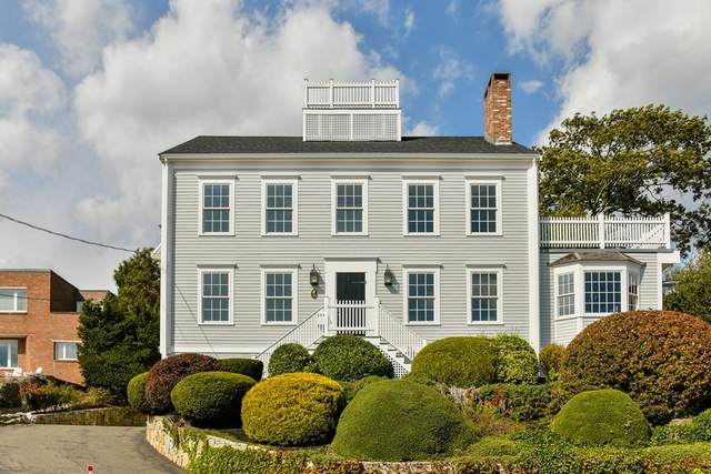 35 Crabtree Rd, Quincy, MA 02171 (MLS #72740678) :: Kinlin Grover Real Estate