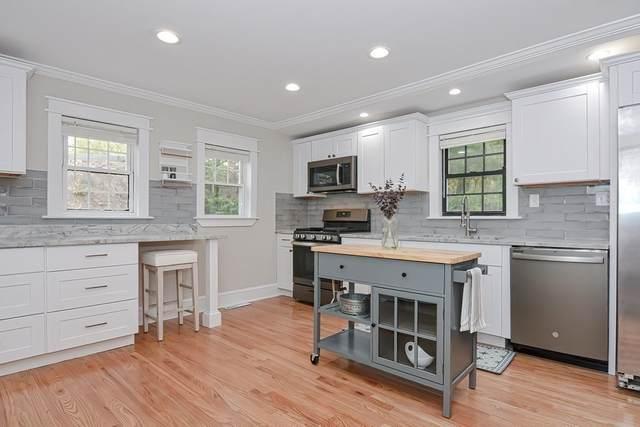 22 Rogers St, Quincy, MA 02169 (MLS #72742447) :: Westcott Properties