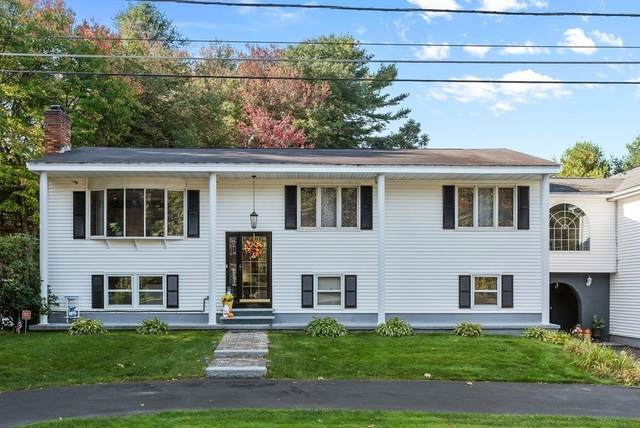 91 Heidenrich Dr, Tewksbury, MA 01876 (MLS #72743191) :: Kinlin Grover Real Estate