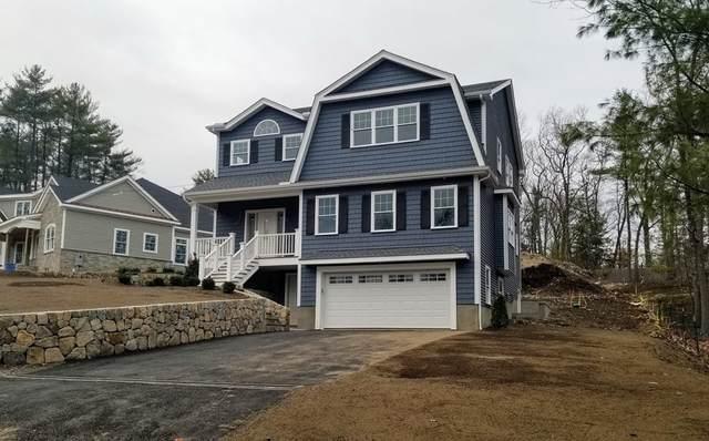 133 Worcester Lane, Waltham, MA 02453 (MLS #72743356) :: Welchman Real Estate Group