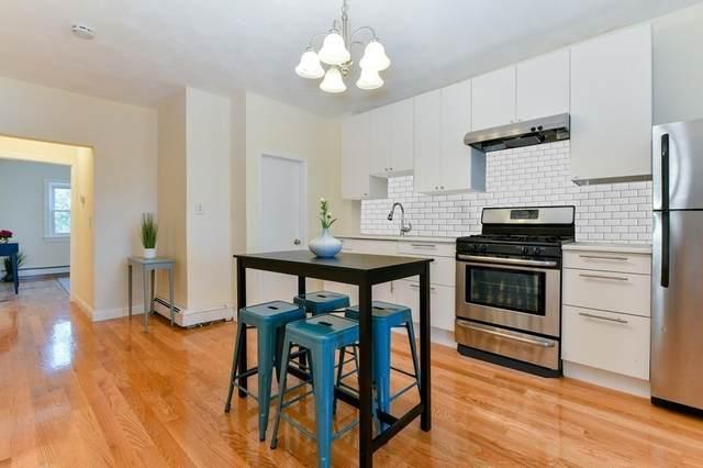 281 Chelsea Street #3, Boston, MA 02128 (MLS #72746068) :: The Gillach Group