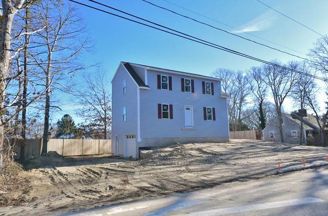 49 Monument Neck Road, Bourne, MA 02532 (MLS #72752375) :: Alex Parmenidez Group