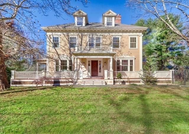 195 Lincoln Road, Lincoln, MA 01773 (MLS #72754228) :: Cheri Amour Real Estate Group