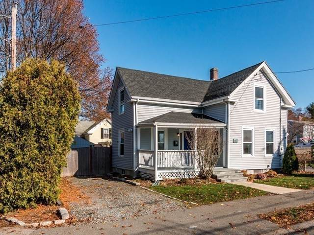 60 Bisson St, Beverly, MA 01915 (MLS #72758091) :: RE/MAX Vantage
