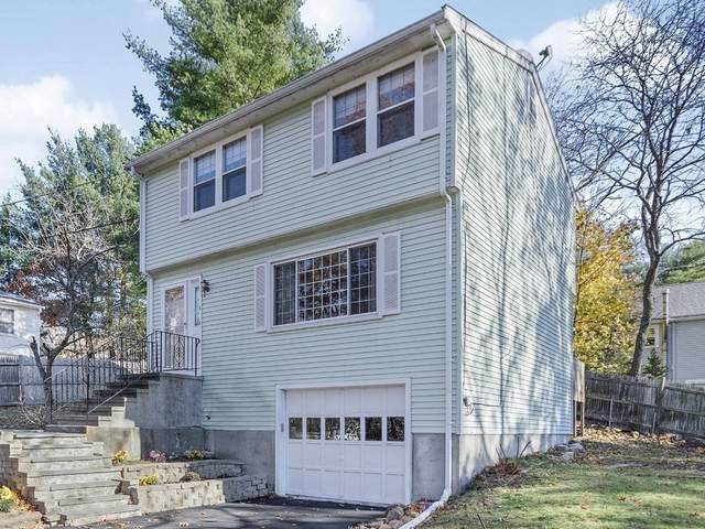 16 Gregory Street, Waltham, MA 02451 (MLS #72758556) :: Cheri Amour Real Estate Group