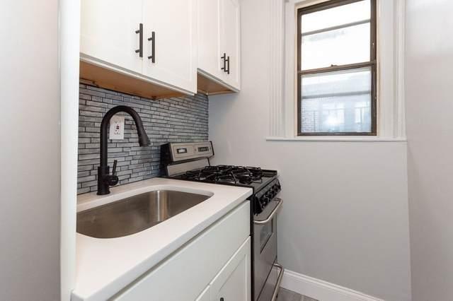 63 Burbank Street #16, Boston, MA 02115 (MLS #72765870) :: Westcott Properties