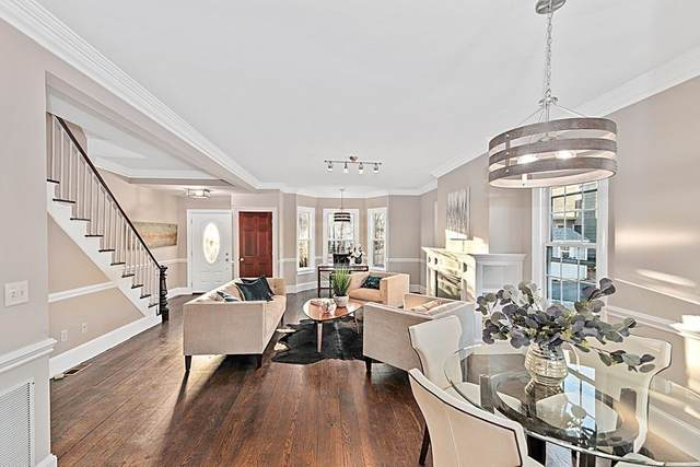 1-3 Swan Court #1, Boston, MA 02124 (MLS #72767654) :: Westcott Properties