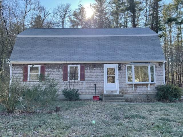 23 White Pine Ave, Wareham, MA 02576 (MLS #72768990) :: Exit Realty