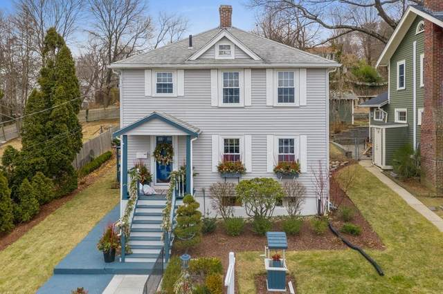 44 Hillside Ave, Quincy, MA 02170 (MLS #72774338) :: Exit Realty