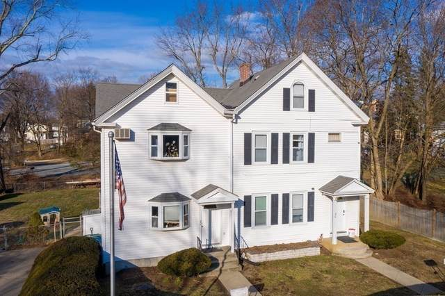 7A Jackson Court 7A, Natick, MA 01760 (MLS #72774555) :: Trust Realty One