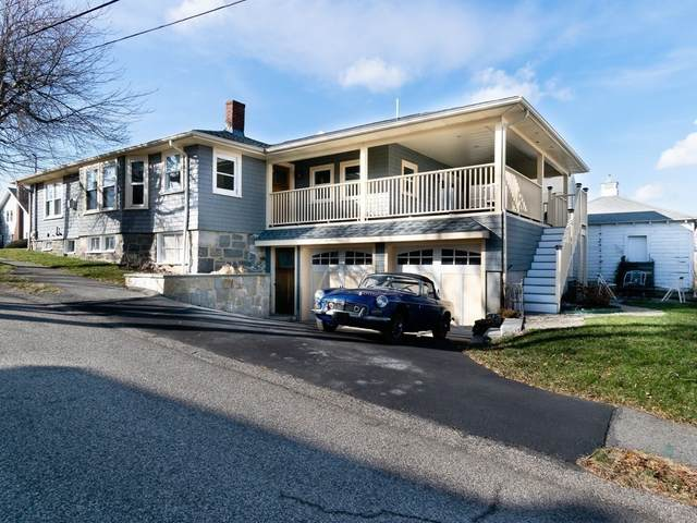 118 Bellevue Rd, Quincy, MA 02171 (MLS #72776016) :: Westcott Properties
