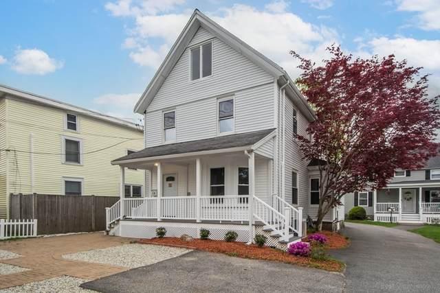 18 Wyman, Woburn, MA 01801 (MLS #72780688) :: Westcott Properties