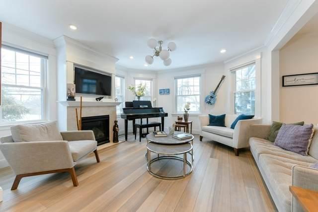 646 Newton St #1, Brookline, MA 02467 (MLS #72784856) :: Westcott Properties