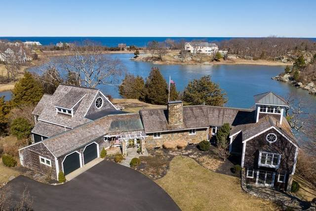 44 Little Harbor Rd, Cohasset, MA 02025 (MLS #72799340) :: Spectrum Real Estate Consultants