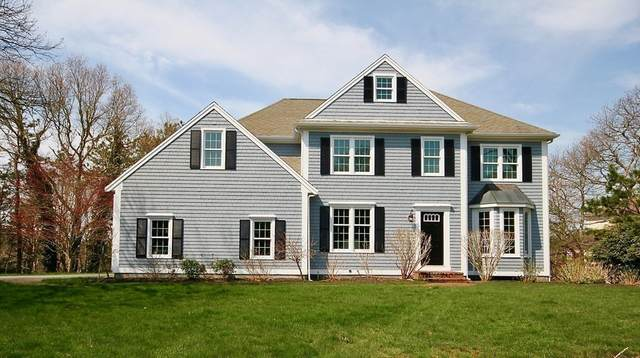 24 Longshank Circle, Falmouth, MA 02536 (MLS #72804069) :: Welchman Real Estate Group