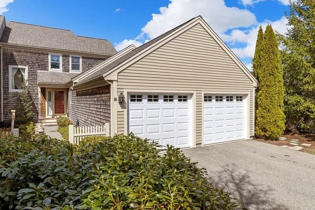 86 Holbeck Corner #86, Plymouth, MA 02360 (MLS #72807131) :: The Ponte Group