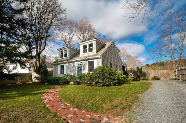 286 Enterprise St, Duxbury, MA 02332 (MLS #72809711) :: Team Tringali