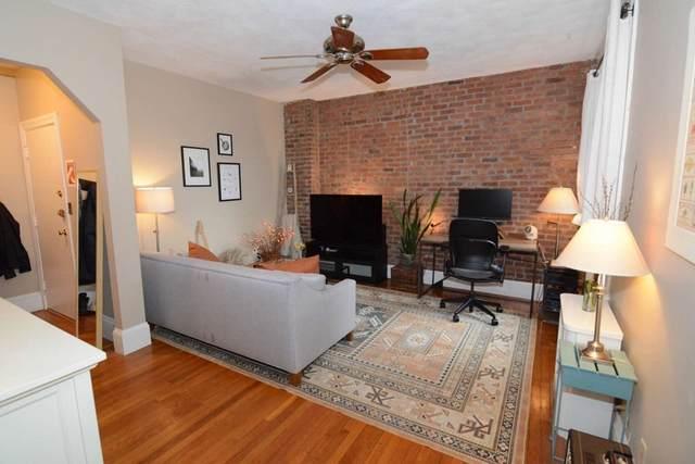 130 Fuller Street #4, Brookline, MA 02446 (MLS #72813956) :: Team Roso-RE/MAX Vantage