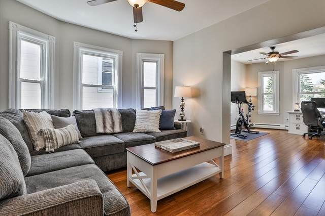 17 Langmaid Ave #3, Somerville, MA 02145 (MLS #72815246) :: Revolution Realty