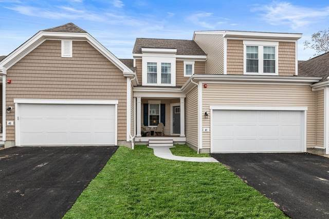 41 Shannon Way #41, Upton, MA 01568 (MLS #72818683) :: Spectrum Real Estate Consultants