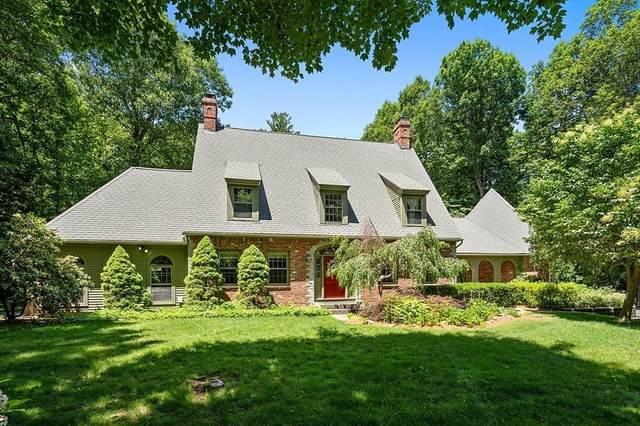 237 Mirick Road, Princeton, MA 01541 (MLS #72819856) :: The Duffy Home Selling Team