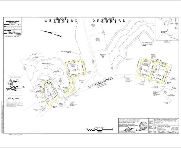 350 Lot B Mountain St, Sharon, MA 02067 (MLS #72824633) :: Dot Collection at Access