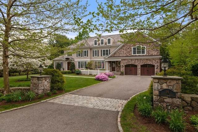 59 Hundreds Circle, Wellesley, MA 02481 (MLS #72825022) :: Home And Key Real Estate