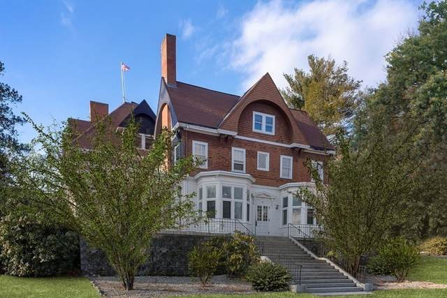 120 Hill St (Whitin Lasell Estate), Northbridge, MA 01588 (MLS #72827962) :: Dot Collection at Access